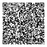 QR-code met alle gegevens van ons bedrijf